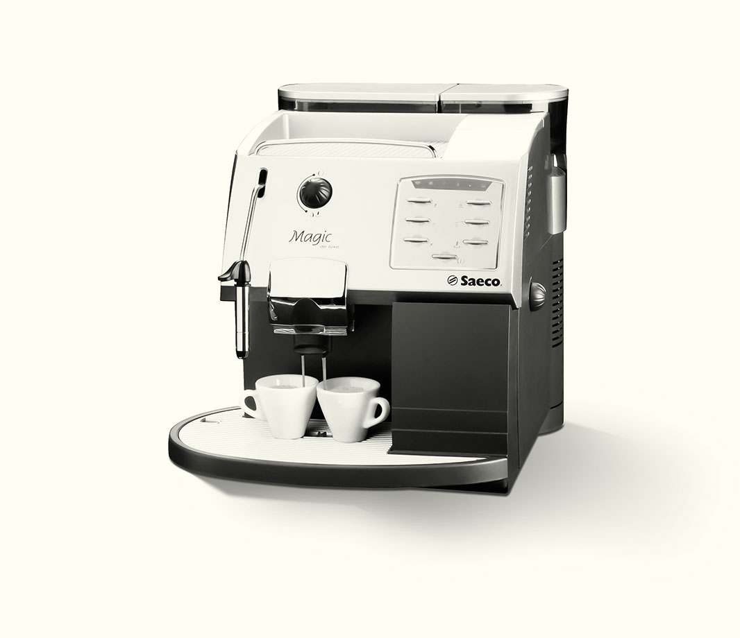 SK 145 Saeco Espressomaschine Magic de luxe